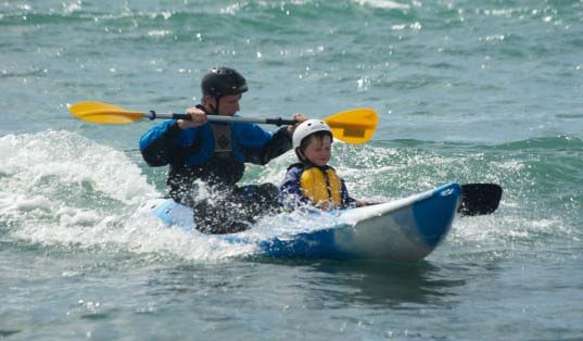 Isle of Wight Adventure Activities