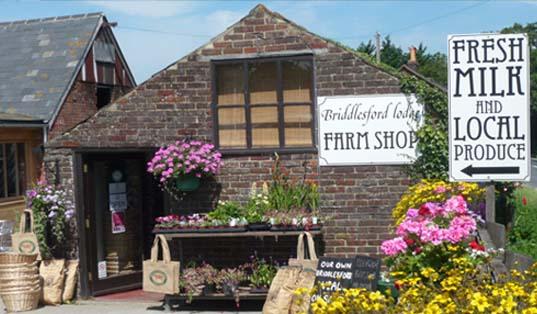 Briddlesford Lodge Farm