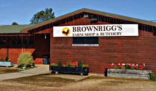 Brownrigg's Farm Shop