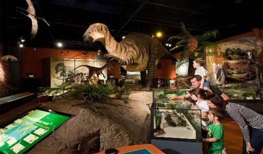 Dinosaur Isle Museum, Sandown