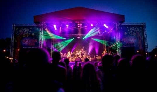 Rhythmtree Festival 2016, 15th - 17th July 2016