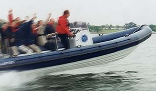 Rib & Power Boat Charter