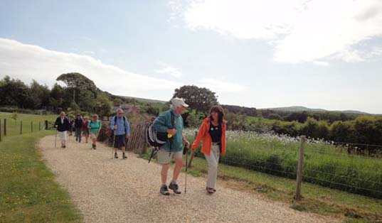 Walking Festival 2014, 3rd - 18th May