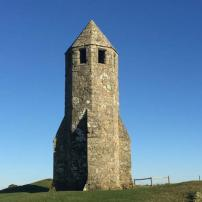 The nearby 'Pepperpot'